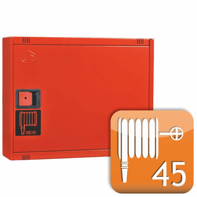 Fire Hose Cabinet / 45 mm